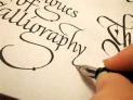 Shropshire Scribes Calligraphy Exhibition in Shrewsbury