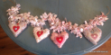 Make a Ragged Heart Bunting