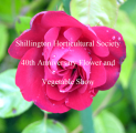 The Shillington Horticultural Society Annual Flower and Vegetable Show