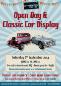 Lutterworth MOT Centre Open Day & Classic Car Display