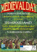 Medieval Day in St Dogmaels Abbey