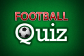 The Grosvenor Sports Bar Football Quiz