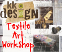 Textile Art Workshop with KK Design