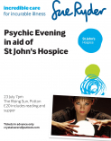 Charity Psychic Supper Evening