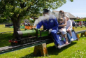 Miniature Steam Running Day