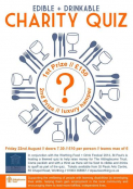 THE ALDINGBOURNE TRUST EDIBLE QUIZ