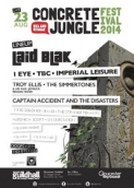 Concrete Jungle - Ska and Reggae Festival