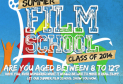 Summer Film School Holiday Club