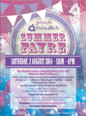 The Wallich Summer Fayre