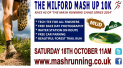 The Milford Mash Up 10K 2014