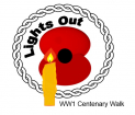 'Lights Out' Moel Famau - WW1 Centenary Walk For The North Wales Poppy Appeal