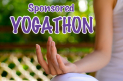 Sponsored Yogathon in aid of St Barnabas Hospice