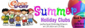 EzeeSport Summer Holiday Club Epsom #SummerCamps