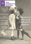 Charity Vintage Fashion Show