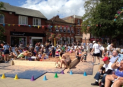 Market Harborough by the Sea