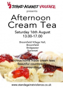 Cream Teas in the Country