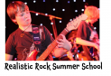 Realistic Rock Summer Rock School in Epsom @realisticrock #summerschool
