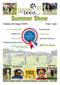 Friends of the Dogs, Wales Summer Show
