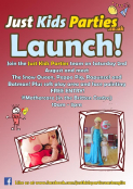 Just Kids Parties East Anglia - Launch Day