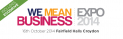 We Mean Business Expo 2014