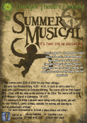 Limelight Theatre - Summer School