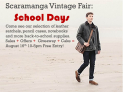 Scaramanga Vintage Summer Fair