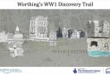 Worthing's WW1 Discovery Trail