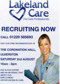 Lakeland Care Information Day!