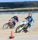 Sand Racing at St Ouen