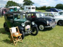 Classic Car Show at Windsor Farm Shop