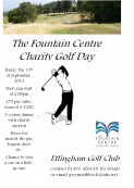 Fountain Centre Charity Golf Day