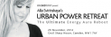 Urban Power Retreat with Dr Alla Svirinskaya