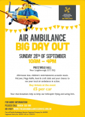 Air Ambulance Big Day Out