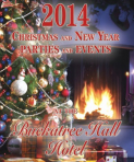 Christmas & New Year at Buckatree Hall Hotel