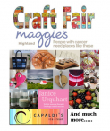 MAGGIE'S CHARITY CRAFT FAIR 2014 - TO RAISE FUNDS FOR MAGGIE'S HIGHLAND CANCER CENTRE
