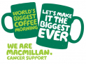 Coffee & Cake in aid of Macmillan Cancer Support
