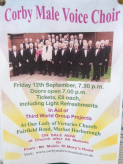 Corby Male Voice Choir