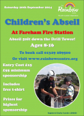 Children's Abseil