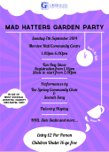 Mad Hatters Garden Party