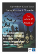 Shrewsbury Ghost Tours