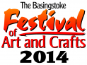 Basingstoke Festival of Art and Crafts in aid of local charities.