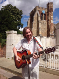 Michael King - Gig @ The Angels' Share in Hitchin
