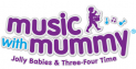 Baby, toddler & pre-school music classes