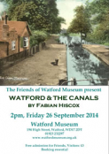 Watford & the Canals