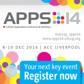 UKOUG Applications Conference and Exhibition 2014