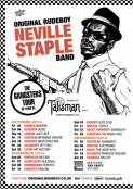 Neville Staple Band - The Gangsters Tour at The Glee Club