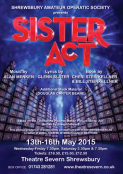 SISTER ACT -A Divine Musical Comedy
