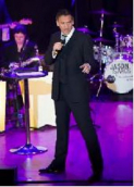 Big Band Cabaret Night with Jason Isaacs and The Ambassadors of Swing