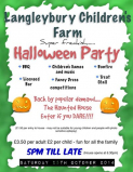 "Langleybury Children's Farm ""Halloween Party"""