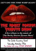 Rocky Horror Tribute Halloween Night